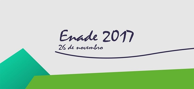 Alunos concluintes de diversos cursos de graduação realizarão prova do ENADE neste domingo