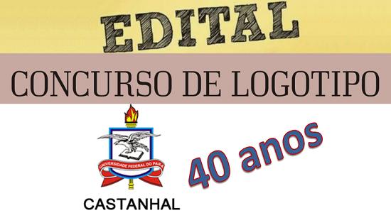 Comunidade acadêmica pode participar de concurso para criação do logotipo dos 40 anos do Campus de Castanhal