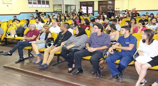 Campus da UFPA em Castanhal recepciona calouros 2018