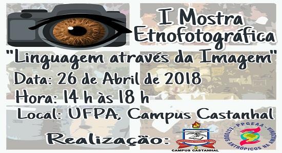 Programa de Pós-Graduação em Estudos Antrópicos vai realizar mostra etnofotográfica