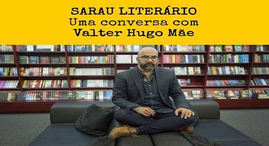 Sarau Literário traz ao Campus de Castanhal escritor homenageado na Feira do Livro
