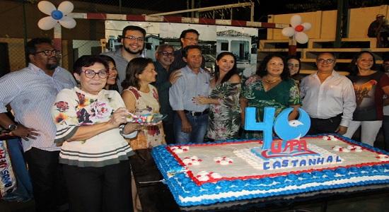 Campus da UFPA em Castanhal celebra 40 anos de história