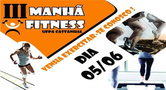 3ª Manhã Fitness acontece no dia 05 de junho