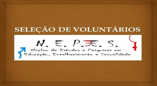 Projeto da Faculdade de Pedagogia seleciona voluntários