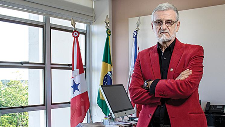 UFPA perde o pesquisador Horacio Schneider