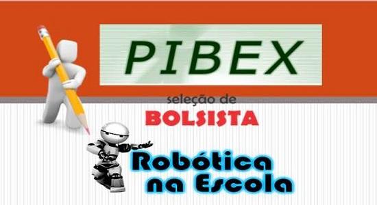 Projeto Robótica na Escola seleciona bolsista de extensão