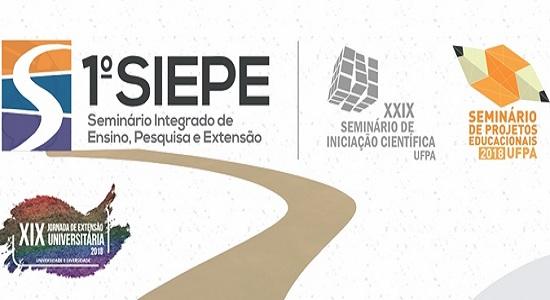 I Seminário Integrado de Ensino, Pesquisa e Extensão acontece nos dias 04 e 05 de outubro