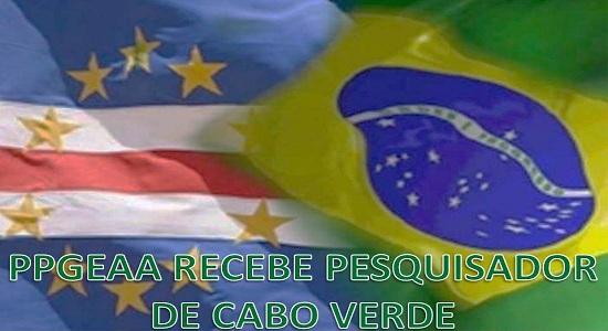 PPGEAA receberá pesquisador da Universidade do Cabo Verde