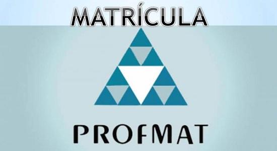 Alunos aprovados para o Mestrado Profissional em Matemática devem realizar matrícula