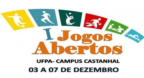 Jogos Abertos da UFPA – Campus Castanhal seguem até o dia 07