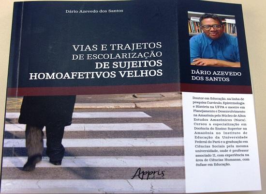 Professor da Faculdade de Pedagogia lança livro sobre suas pesquisas de doutorado