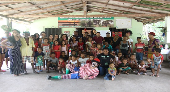 Universidade no Quilombo promove 8º Natal Quilombola e 8ª Kizomba Pedagógica