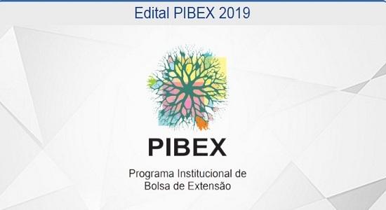 Divulgado o edital do Programa Institucional de Bolsas de Extensão – PIBEX 2019