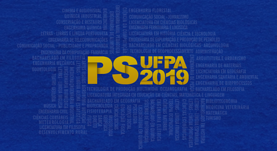 UFPA divulga listão do Processo Seletivo 2019