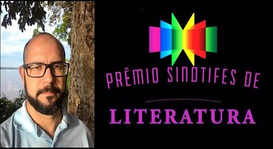 Técnico do Campus de Castanhal fica em primeiro lugar na categoria contos do Prêmio Sindtifes de Literatura