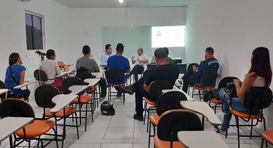 Pró-Reitoria de Extensão da UFPA visita Núcleo de São Caetano de Odivelas