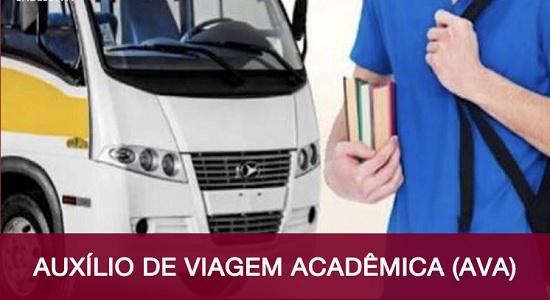 Edital da Proex prevê Auxílio de Viagem Acadêmica para discentes