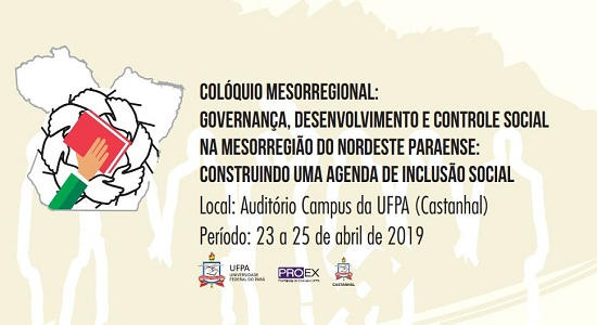 Pró-reitoria de Extensão debate governança, desenvolvimento e controle social no Campus de Castanhal