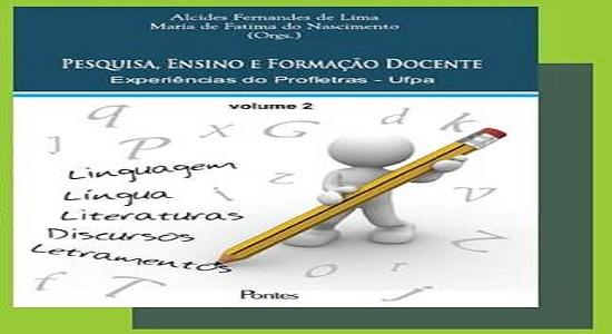 Professores organizam segunda edição de livro com experiências do Mestrado Profissional em Letras