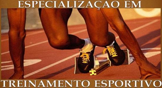 Especialização em Treinamento Esportivo: resultado final