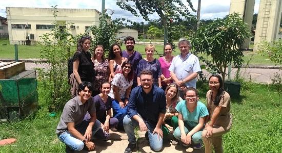 Comitiva francesa visita Faculdade de Medicina Veterinária da UFPA/Castanhal