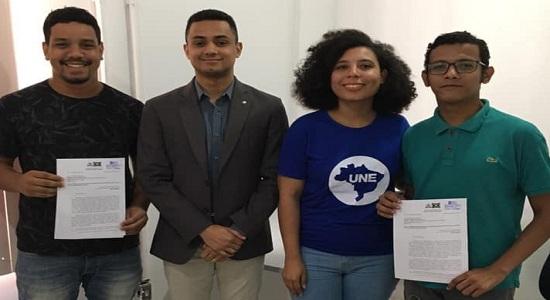 Diretório Central dos Estudantes peticiona na Defensoria Pública da União contra os cortes no orçamento da UFPA