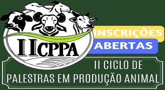 Ciclo de Palestras vai abordar temáticas ligadas à produção animal