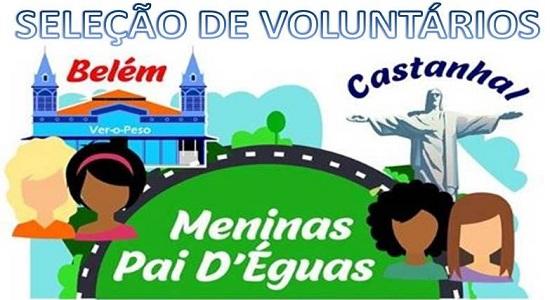 Projeto de extensão Meninas Pai D'Éguas prorroga prazo para seleção de voluntários
