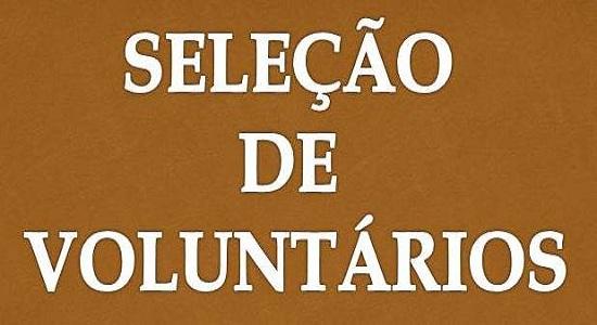 """Projeto de Pesquisa """"A Ludicidade no Processo de Ensino e Aprendizagem da Língua Portuguesa"""" seleciona voluntários"""