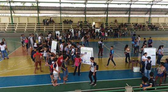 Semana Acadêmica destaca produção científica do Campus de Castanhal