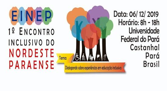UFPA/Castanhal receberá evento sobre educação inclusiva