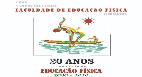 Campus Castanhal comemora 20 anos de criação do curso de Educação Física