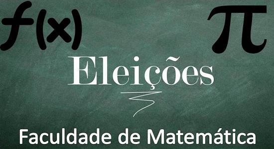 Faculdade de Matemática vai realizar eleição para cargos de diretor e vice-diretor