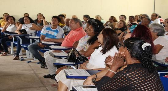 Programa GETI realiza aula inaugural e segue com matrículas abertas para turmas de EJA