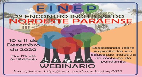 UFPA realiza II Encontro Inclusivo do Nordeste Paraense