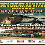 Campus da UFPA/Castanhal vai sediar o I Seminário de Combate ao Fechamento de Escolas no Campo